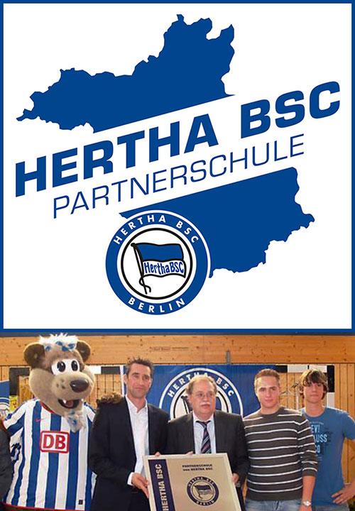 Hertha BSC Partnerschule